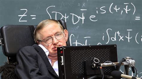stephen hawkings phd thesis posted  crashes