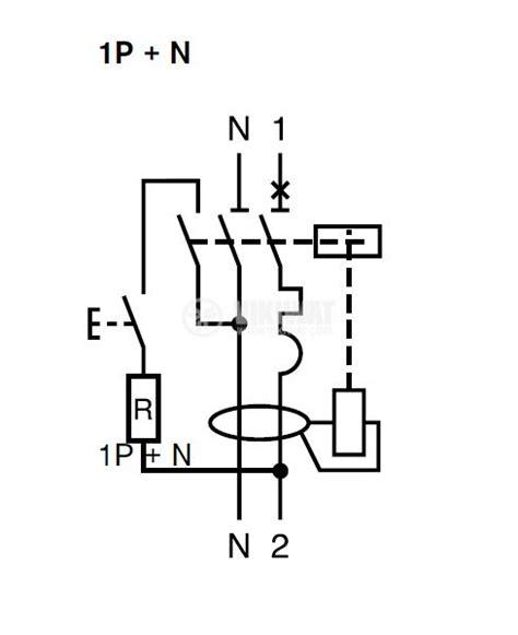 Residual Current Device Rccb Circuit Breaker Dpna Vigi
