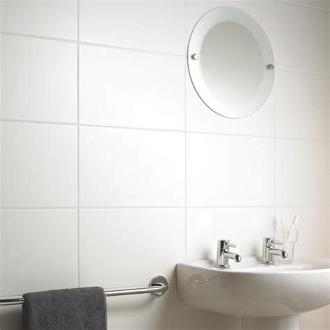 white bathroom tiles 24 large white bathroom tiles ideas and pictures
