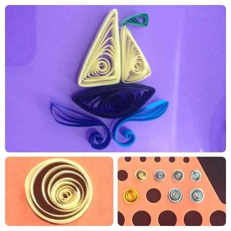 Boat Shipping Papers by Quilling Boat Shipping Paper Papier Ma