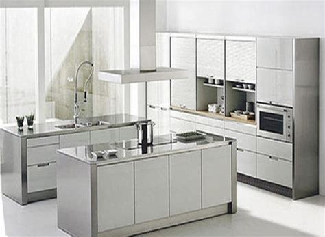 stainless steel kitchen cabinets prices in india stainless steel modular kitchen price per unit design