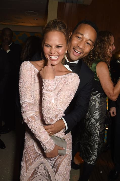John Legend and Chrissy Teigen couldn't keep their hands ...