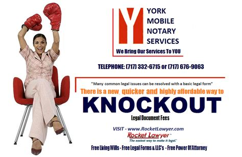 york mobile notary services notaries york pa