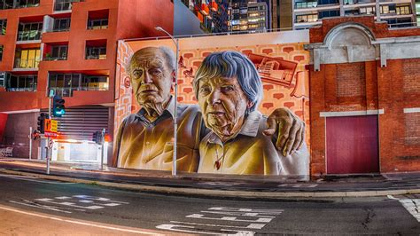 timers  town smug melbourne street art steven