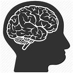 Mind Brain Icon Human Icons Think Care