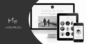 Me OnePage Portfolio By MagnaThemes ThemeForest