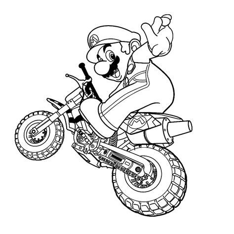 Kleurplaten Mario Bros by Leuk Voor Mario Bros 0009
