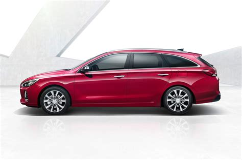 New Hyundai I30 Wagon Is The Elantra Estate We'll Never