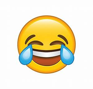 """Laughing Crying/Tears of joy Emoji"" Metal Prints by ..."