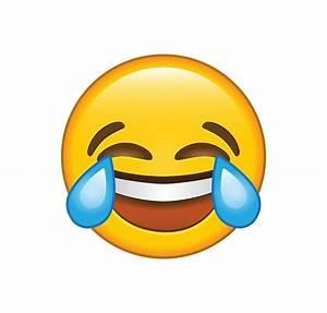 """Laughing Crying/Tears of joy Emoji"" Metal Prints by ..."