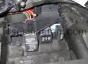 Fuse Box Audi A4  B6
