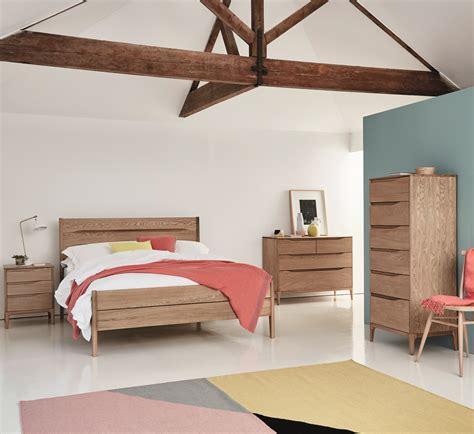ercol rimini  drawer tall wide chest choice furniture