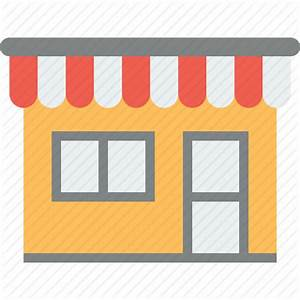 Bistro, building, cafe, fastfood, local, market ...