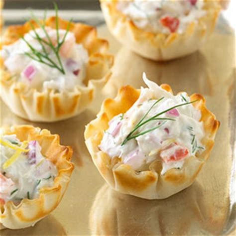 puff pastry canape ideas the best crab dip recipe ozuary