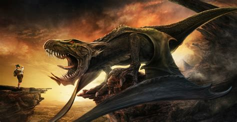 dinosaur hd wallpaper background image  id
