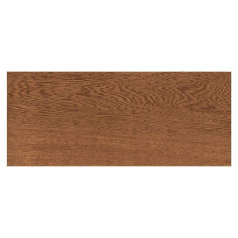 home depot flooring wood tile daltile parkwood cherry 7 in x 20 in ceramic floor and wall tile 10 89 sq ft case