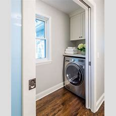 18+ Small Laundry Room Designs, Ideas  Design Trends