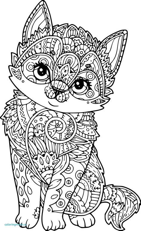Dessin A Imprimer Mandala Coloriage Mandala Chat Papillon Fresh Coloriage Chat Antistress A Imprimer Sur Coloriages Info