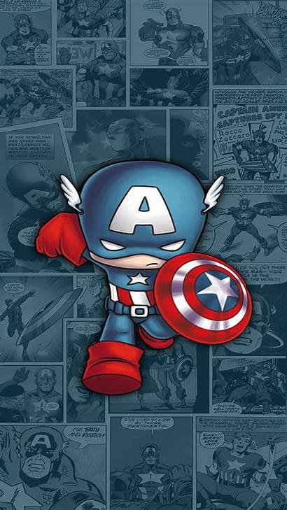 Captain America Wallpapers Iphone Marvel Cave Central