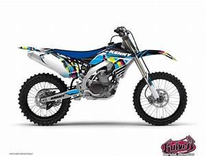 Fiche Technique 125 Yz : kit d co moto cross kenny yamaha 125 yz kutvek kit graphik ~ Gottalentnigeria.com Avis de Voitures