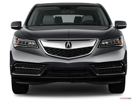 2016 Acura Mdx Prices, Reviews And Pictures
