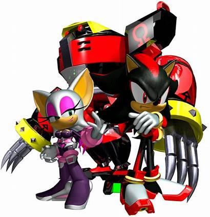 Team Dark Villains Wiki Sonic Heroes Wikia