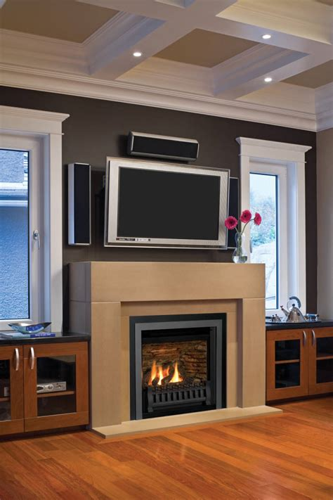 gas fireplace hearth valor horizon series sutter home hearth