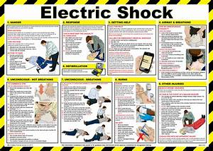 Electric Shock Treatment Guide Poster English UK ...