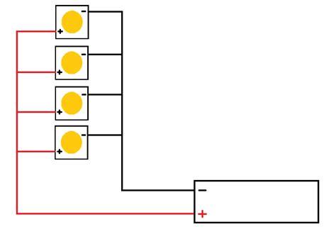 Wiring Leds Series Parallel Led Gardener
