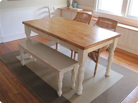 norfolk dining table bench