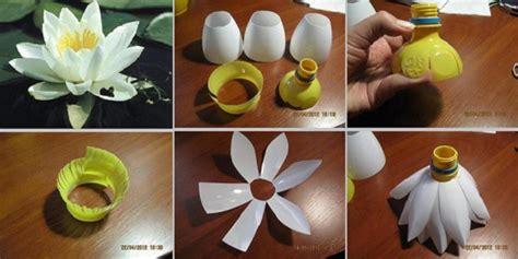 diy art project plastic flowers home design garden