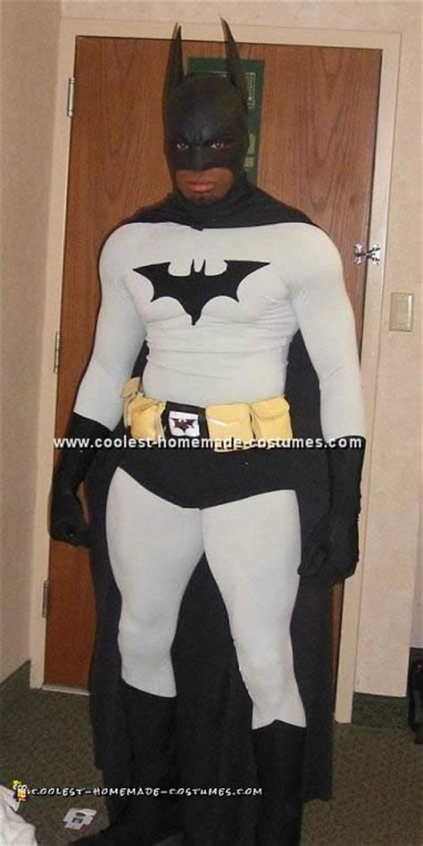 coolest homemade batman costume ideas  halloween
