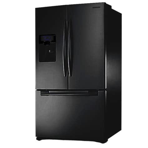 samsung kühlschrank schwarz samsung rfg23uebp heiss kalt shop