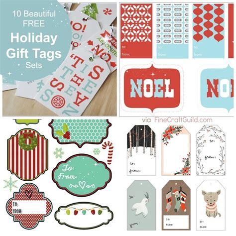 editable printable christmas gift tags festival