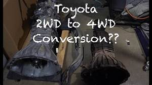How To Shift From 4wd To 2wd Manual Transmission