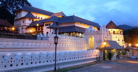 sacred city  kandy unesco world heritage centre