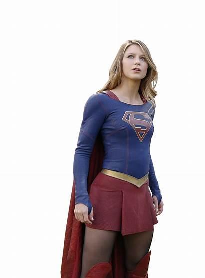Supergirl Deviantart Melissa Benoist Cw Photoshop Pngimg