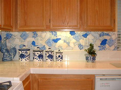 Kitchen Murals   Hand Painted Kitchen Wall Murals   Borders