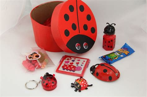 lady beetle party lolly boxescraftsmumship