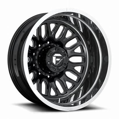 Dually Wheels Lug Rear Fuel Fueloffroad Rims