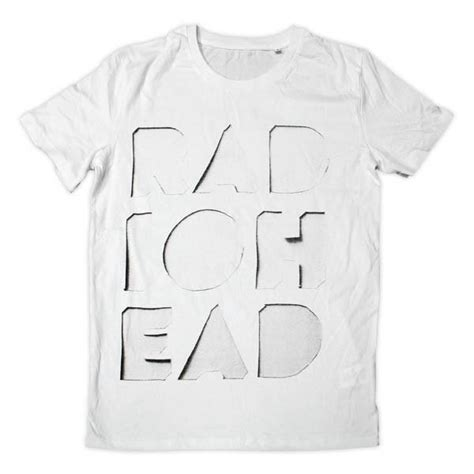 Cut Out T-Shirt Logo