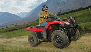 Why Honda Four Wheelers Inspire Such Loyalty