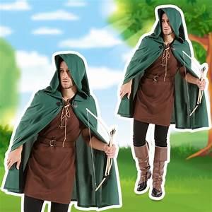 Robin Hood Kostüm Selber Machen : kost mtipp g rtel zum robin hood kost m selber machen buttinette faschingsblog ~ Frokenaadalensverden.com Haus und Dekorationen