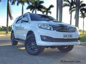 Used Toyota Fortuner G