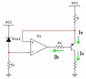 electronic device and electronic circuit constant current With current source circuit with cw117 basiccircuit circuit diagram