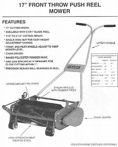 Mcclane 17 Ph 5 User Manual Reel Mower Manuals And Guides