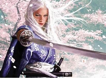 L5r Fantasy Clan Crane Samurai Female Fantasyflightgames