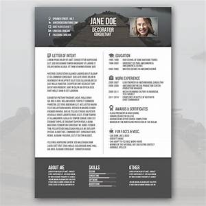 creative resume template 79 free samples examples With creative resume template download