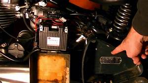 How To Install A Battery Tender On A Motorcycle