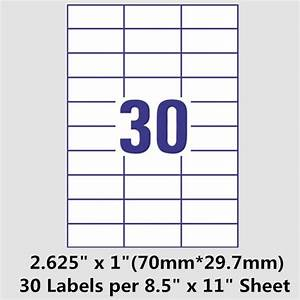 template for labels 30 per sheet 28 images avery With free template for labels 30 per sheet